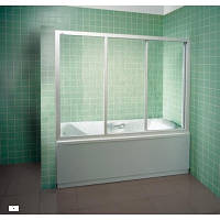 AVDP3 - 170 - Трехэлементная шторка для ванны RAVAK (РАВАК) 40VV010241