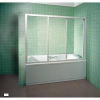 Трехэлементная шторка для ванны RAVAK (РАВАК) AVDP3 180 40VY010241