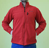 Мужская толстовка Timberland 130 красная код 210в