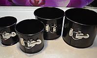Комплект разъемных форм для кулича из 4 шт.