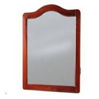 Зеркало настенное, вишня антик, глянец, 85 см Am Pm (Ам Пм) 5 O'Clock M25MOX0850AG
