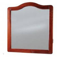 Зеркало настенное, вишня антик, глянец, 105 см  Am Pm (Ам Пм) 5 O'Clock  M25MOX1050AG
