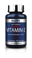 Scitec Nutrition Vitamin E 100caps