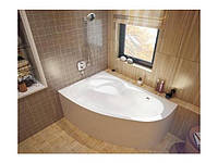 Асимметричная акриловая ванна. Koller Pool Karina 170x110 см. 43 347