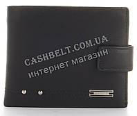 Прочный стильный кошелек из натуральной качественной кожи LOUI VEARNER art. LOU85-594A черный
