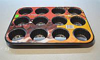 Форма для выпечки кексов антипригарное покрытие