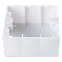 Короб для наружного монтажа белый Karre Vi-KO