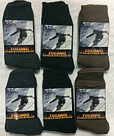 Носки  махровые без шва ™Монтекс  термо