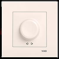 Регулятор яркости света 600w кремовый Karre Vi-KO