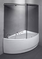 Душевая стенка для ванн Idea 15. Balteco (Балтеко) Idea