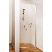 Душевые двери в нишу  90х205 см, профиль - матовий хром, стекло - прозрачное Am Pm (Ам Пм) Bliss W55S-090D205MT