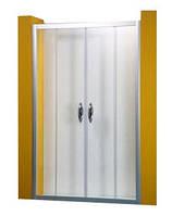 Душевые двери 120х190 см, профиль - матовый хром, стекло прозрачное Am Pm (Ам Пм) Bliss solo  W55S-1201190MT