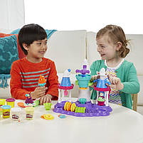 """Пластилин Play Doh Игровой набор """"Замок мороженного"""" B5523, фото 2"""