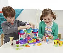 """Пластилин Play Doh Игровой набор """"Замок мороженного"""" B5523, фото 5"""