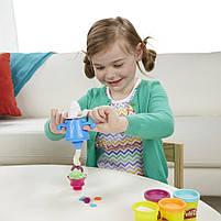 """Пластилин Play Doh Игровой набор """"Замок мороженного"""" B5523, фото 6"""