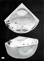 Угловая акриловая ванна 149х149 см. Balteco (Балтеко) Lumina