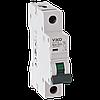Автоматический выключатель 1P 25A 4,5kA х-ка С