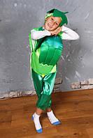 Детский  костюм для утренника Огурец,  FS