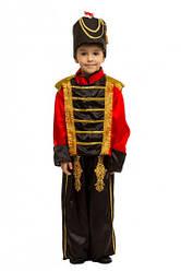 Костюм детский маскарадный  Гусара, оловянного солдатика или Щелкунчика