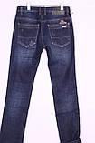 Утепленные джинсы мужские LS Luvans  (код 2651), фото 2