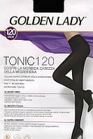 Колготки щільні з мікрофібри Golden Ledy Tonic 120 den