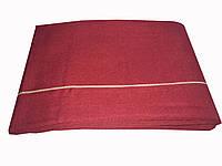Однотонная скатерть Аллого цвета на маленький  столик 90-150 см