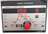 Аргоно дуговой сварочный инвертор СПИКА HANDY TIG 200 Di, фото 2