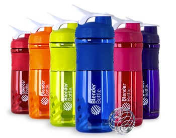 Шейкер Blender Bottle SportMixer 820 ml