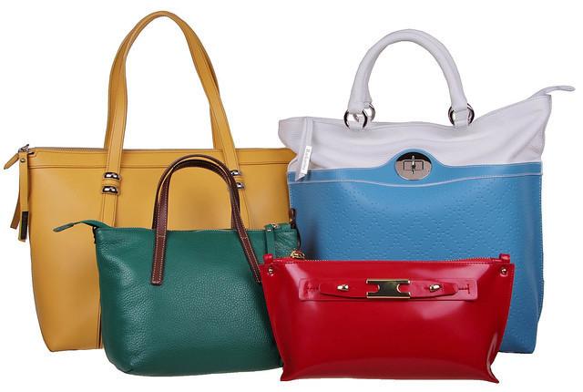 Женские сумки и клатчи оптом (склад LIZA)
