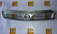 Решётка радиатора (улыбка) Nissan Interstar 03> (OE RENAULT)