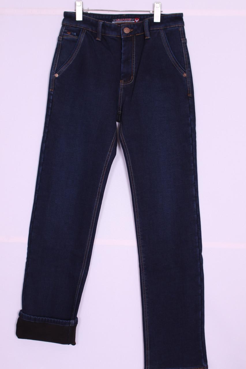 Мужские джинсы утепленные LS (код 4063)