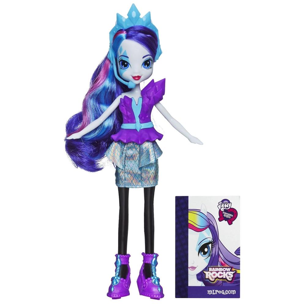 My Little Pony Equestria Girls Rarity, серія Rainbow Rock (Май Литл Пони Кукла Рарити серия Сила Радуги)