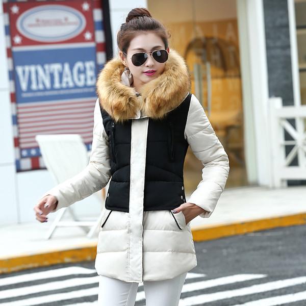 Куртка жіноча зимова з хутром
