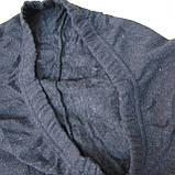 Термобелье (подштанники) мужские средней плотности, 48-54 р-р. Турция. Термобелье мужское, гамаши для мужчин , фото 2