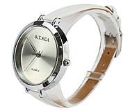 Женские часы белого цвета  Otsea (198)