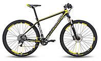 """Велосипед 29'' PRIDE XC-29 PRO 2.0 рама - 21"""" черно-жёлтый матовый 2016"""