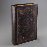 """Книга - шкатулка """"Фамильный герб"""", 33*22*7см."""