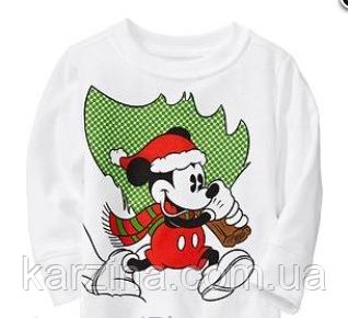 Реглан OldNavy Mickey Mouse Holiday 5л.