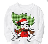 Реглан OldNavy Mickey Mouse Holiday 5л.