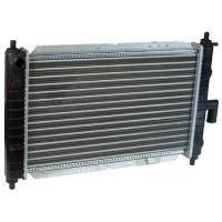 Радиатор водяного охлаждения Daewoo Matiz 0.8,1.0, новый образец (производство AURORA,Польша)