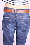 Жіночі джинси турецькі бойфренди Woox (код 830) 27ї розмір, фото 6