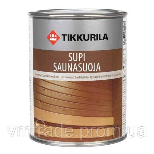 Тиккурила Супи Саунасуоя для защиты бани, 2.7л