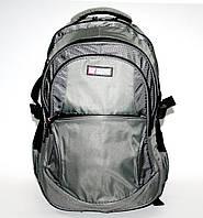 46067.012 Рюкзак для ноутбука ортопедический серый Enrico Benetti