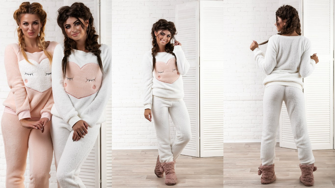 Домашний женский костюм турецкого производства