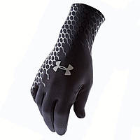 Перчатки Under Armour Stretch Gloves Black