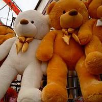 Огромные мягкие медведи +2метра