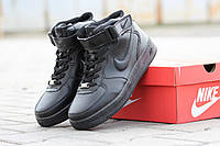 ХИТ Сезона!!! Зимние Кроссовки Nike air force + Шапка в Подарок!!!