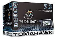 Автосигнализация двусторонняя Tomahawk 7.2