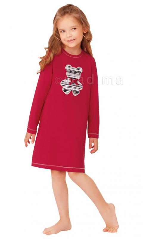 Дитяча нічна сорочка для дівчинки Wadima 404128