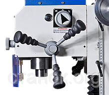 Zenitech BFM 25 Vario L фрезерный станок по металлу фрезерний верстат зенитех бфм 25 л варио, фото 2